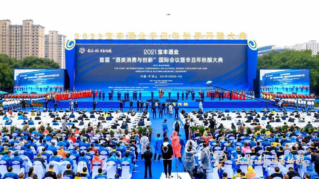 """《6个国家8位驻华使节等齐聚宝丰,这场国际会议""""大腕""""云集》"""
