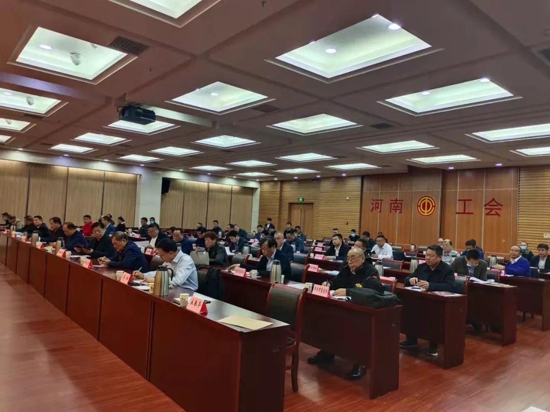 河南省餐协正餐委员会、厨政委员会正式成立  解忠杰、张仁平任主席